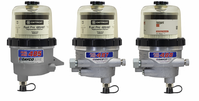Davco Fuel-Pro 485 Freightliner,Westernstar,Detriot Fuel Water Seperator